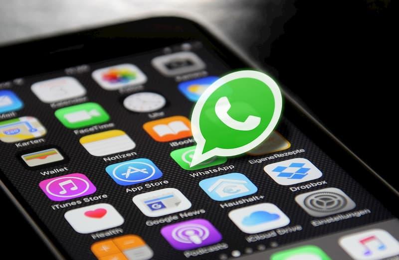 WhatsApp para se manter seguro
